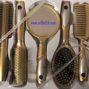 5 Piece Hair Styling Hairdressing Salon Professional Brush.