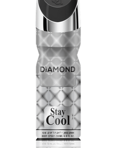 SD Stay Cool dimond 200ml Body Spray For me